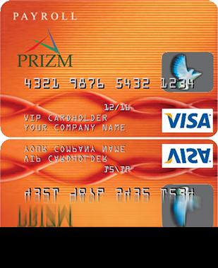 payroll cards - Visa Payroll Card